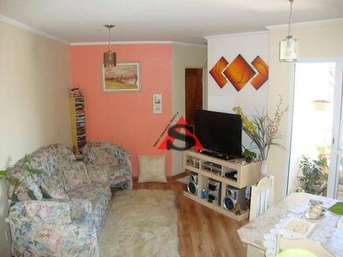 Apartamento Com 2 Dormitórios À Venda, 55 M² Por R$ 390.000,00 - Jardim Marajoara - São Paulo/sp - Ap43358