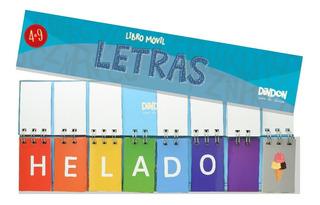 Libro Movil De Letras - Retiro En Villa Urquiza