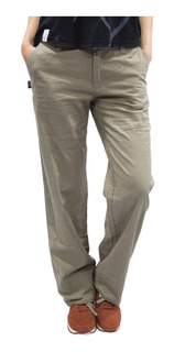 Pantalon Mujer Aysen Pants Verde Haka Honu
