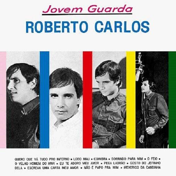 Cd Roberto Carlos Jovem Guarda (1965)