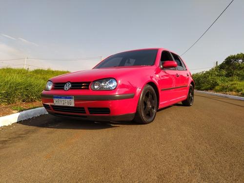 Imagem 1 de 9 de Volkswagen Golf 2003 1.6 5p