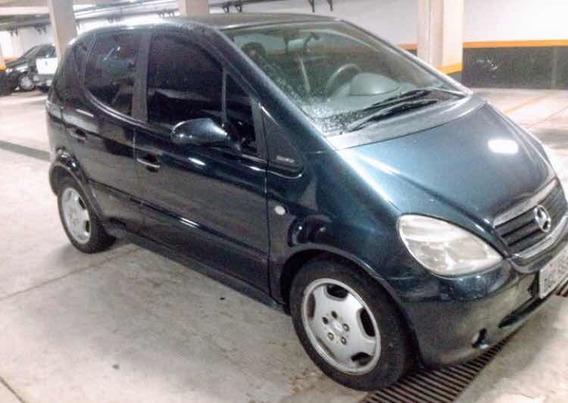 Mercedes-benz Classe A 1.9 Elegance 5p Automática 2002