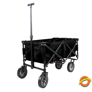 Carro Playa Plegable Portatil Acero Resistente Jardin.