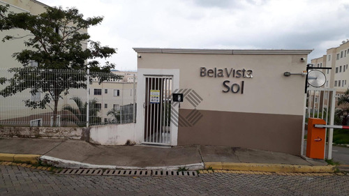Residencial Bela Vista, 84,13 M², 2 Dormitórios, 1 Vaga, Votorantim Sp. - Ap8945