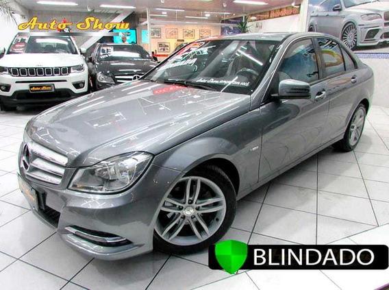 Mercedes-benz C-180 Cgi Classic 1.8 156cv Aut 2012 Gaso