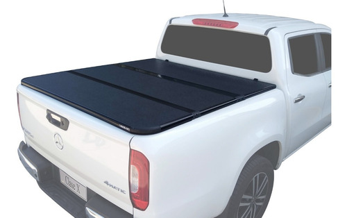 Tapa Rigida Dura Cubre Pick Up Plegable Nissan Navara Aumex
