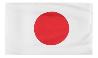 Bandeira Japão Torcedor 2 Panos