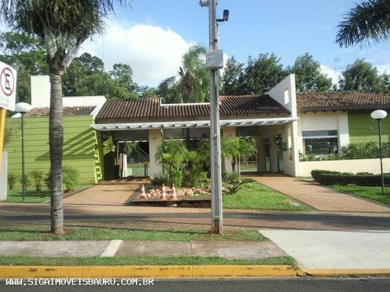 Terreno Para Venda Em Bauru, Residencial Villaggio Ii - 105_2-667103