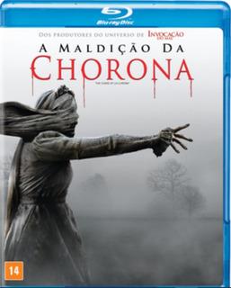 Blu-ray : A Maldição Da Chorona - Terror Original E Lacrado