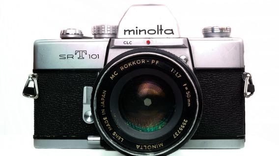 Kit Fotografia (camera Dslr Alpha 58 + Cameras Analogicas)