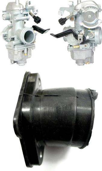 Carburador Crf 230 + Coletor Admissão 1° Linha Gjb