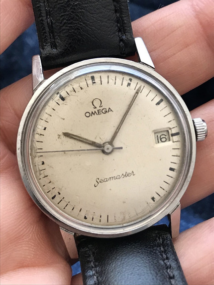 Relógio Omega Seamaster Original Revisado
