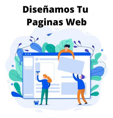 Diseño De Blog / Diseño De Página Web / Mantenimiento Web