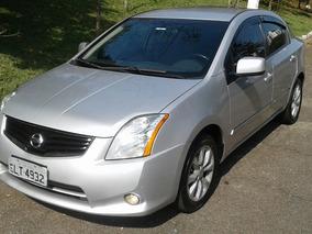 Nissan Sentra 2.0 S Flex 4p 2010