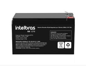 Bateria Nobreak 12v 6a Intelbras Alarme