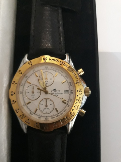 Relógio Espanhol Lotus 6776