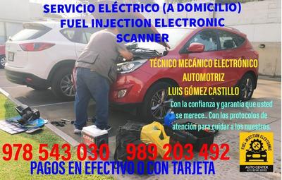Auxilio Mecánico Electrónico A Domicilio 978543030