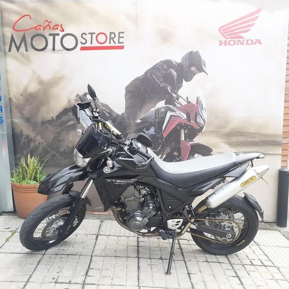 Yamaha Xt 660x Negra 2016