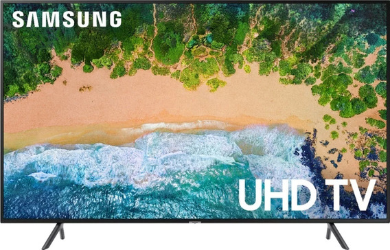 Smart Tv Samsung 55 Nu7100gczb Uhd Hdmi Hdr Q.core Usb 2