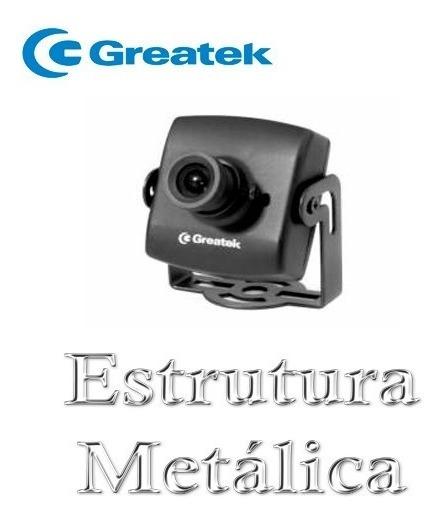 Mini Camera Digital Segurança Residencial Lente 2.5mm