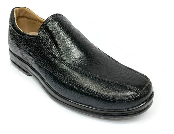 Zapatos Casuales Full Time Caballero Negro Ft 8451 Corpez 61
