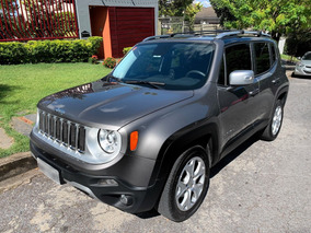 Jeep Renegade Limited Turbo Diesel 2018/2018 / Estado De 0km