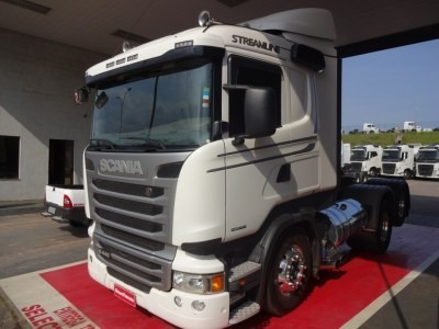 Scania R 440 Lta 6x2 Streamline 2016 Selectrucks