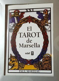 El Tarot De Marsella - Caja