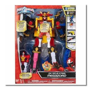 Power Rangers Dx Ninja Steel Megazord