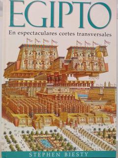Egipto - Espectaculares Cortes Transvensales - Guadal- Nuevo
