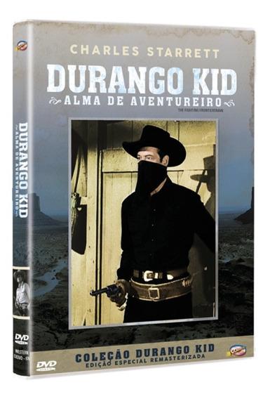 Durango Kid - Alma De Aventureiro - Lacrado - Classicline