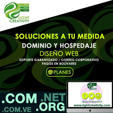 Servicio De Hospedaje Web (hosting) / Registro De Dominios