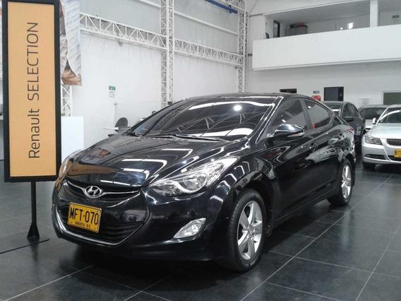 Hyundai Elantra Mec 1.8 2012