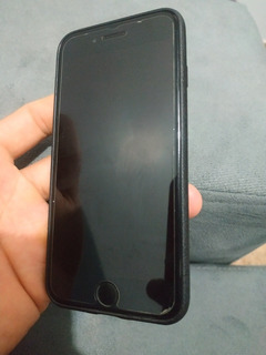 iPhone 7 Preto 256gb