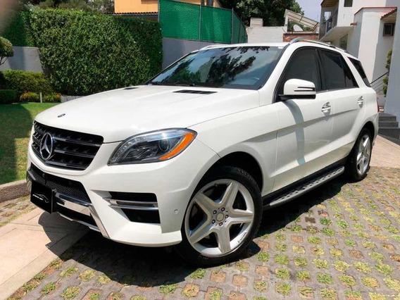 Mercedes-benz Clase Ml 350 Blindada Nivel 3 B33