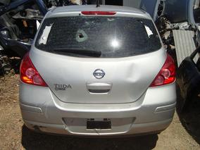 Floripa Imports Sucata Nissan Tiida 1.8 2008