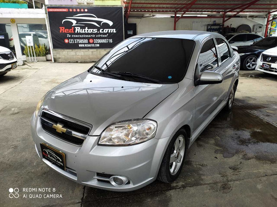 Chevrolet Aveo Emotion 2009 Automatico 1.6 Aa 2ab Abs
