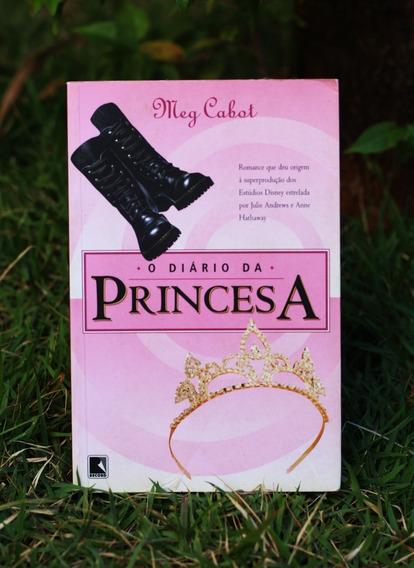 Livro O Diário Da Princesa Volume 1 - Meg Cabot