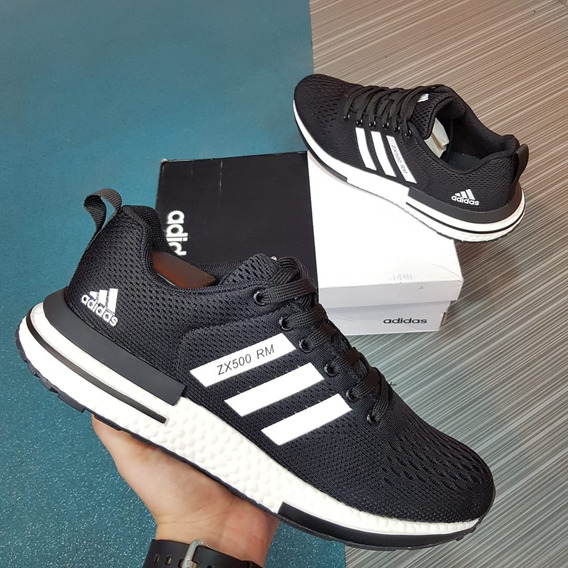Zapatillas Tenis adidas Hombre Original Zx 500 750
