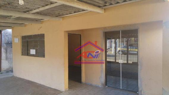 Casa Comercial Com 3 Dormitórios À Venda, 90 M² - Loteamento Remanso Campineiro - Hortolândia/sp - Ca0094