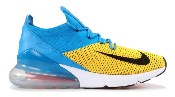 Nike 270 !zapatillas Air Max 270 Flyknit Nike ! Talle 9 Us!!