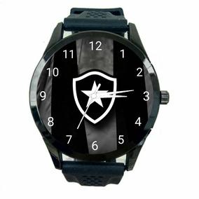 Relógio Botafogo Unissex Futebol Esporte Jogo De Pulso T130