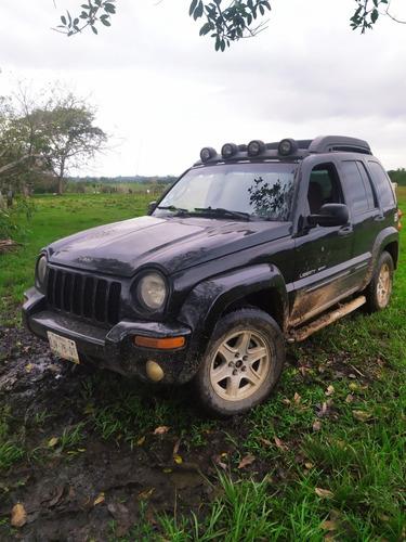 Jeep Liberty Sport 4x4 At 2003