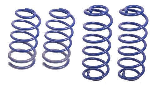 Imagen 1 de 6 de Kit 4 Espirales Progresivos Vw Bora Ag