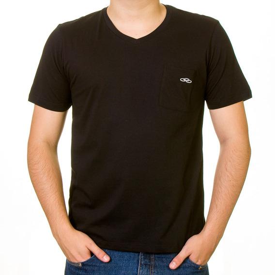 Camiseta Masculina Olympikus Evening - Preto - Tam M