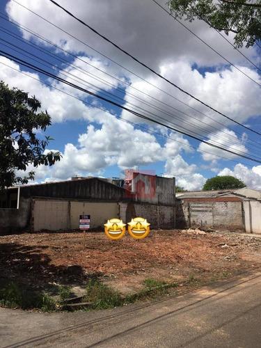 Terreno De Esquina À Venda, 200 M² Por R$ 192.000 - Universitário - Santa Cruz Do Sul/rs - Te0164
