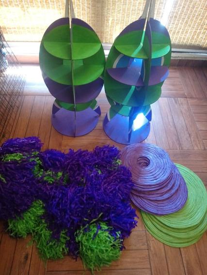 Kit Fiest Toy Story Buzz Lightyear Mdf Fiesta