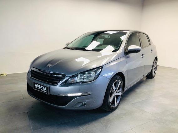 Peugeot 308 1.6 T Automatico 77000km Nuevo!!! Amaya Motors