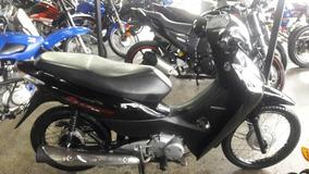 Honda Biz 125 Donboscoracing 2014
