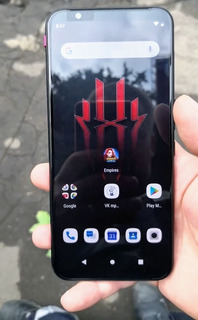 Celular Núbia Red Magic 3 128 Rom Tela 6,65 90hz +capa Gamer
